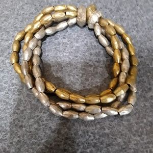 NWOT Noonday Collection Ammo bracelet.